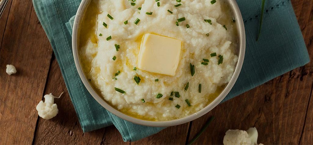 cauliflower mashed potatoes banner