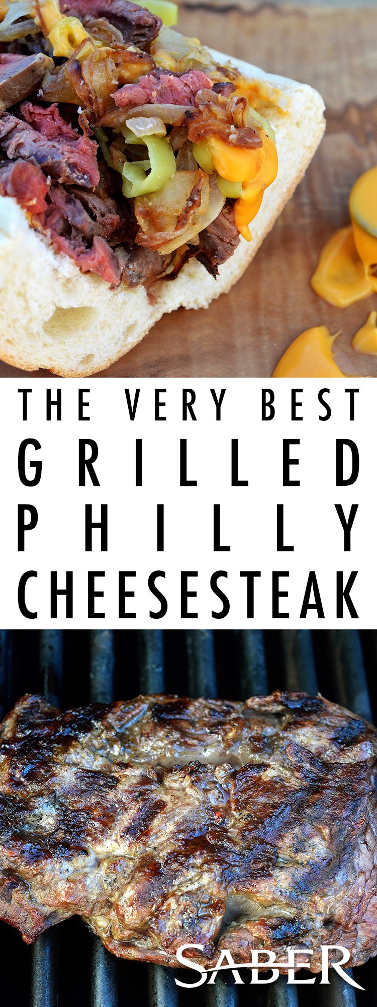 grilled philly cheesesteak