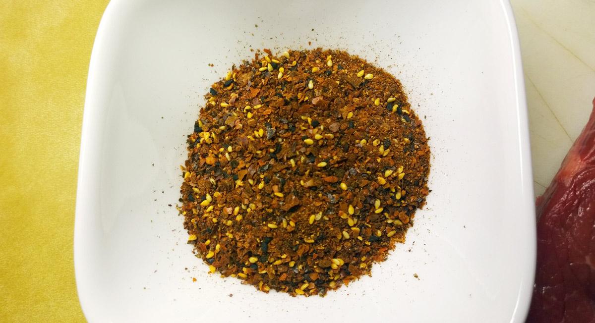 togarashi spices