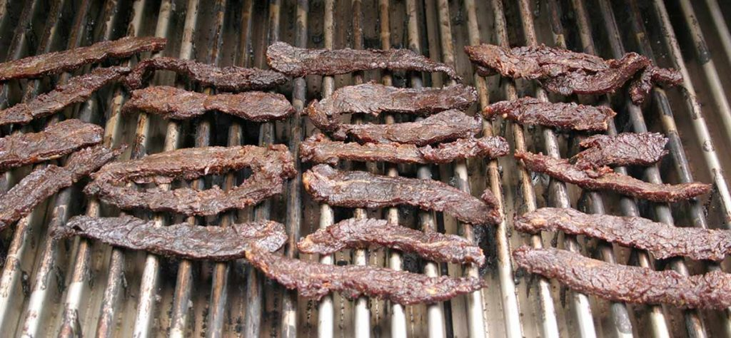 make beef jerky
