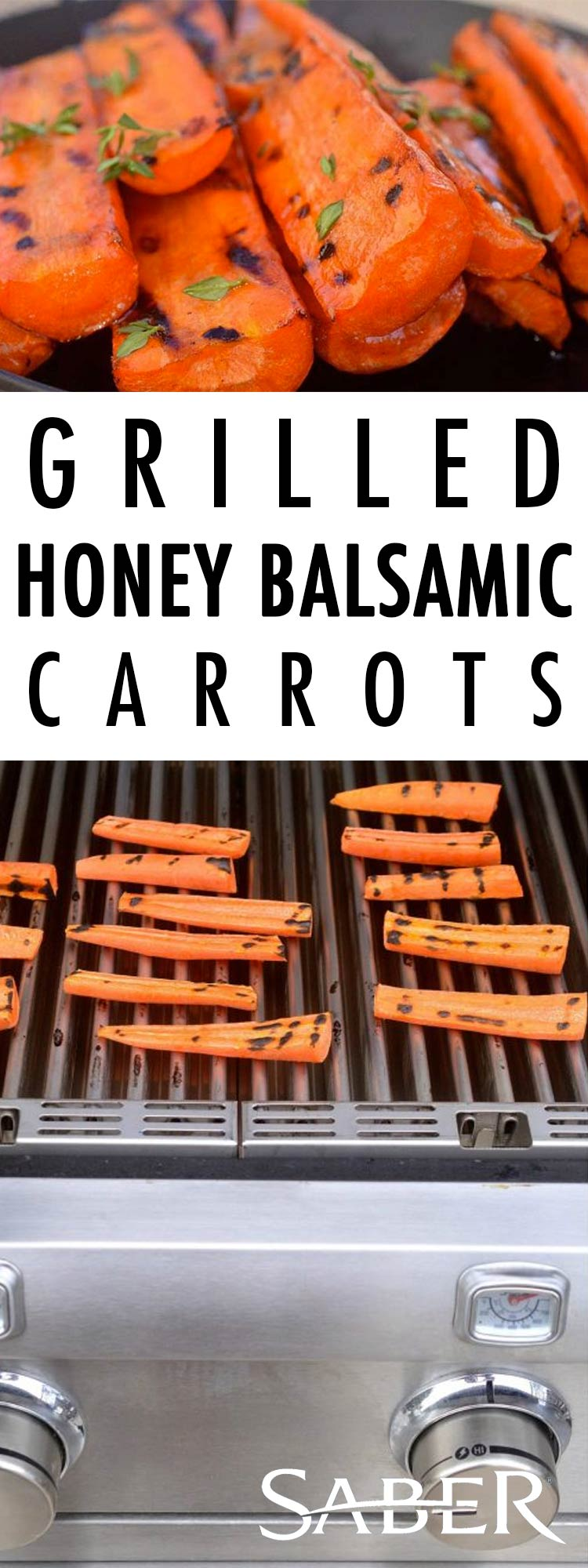 honey basalmic carrots