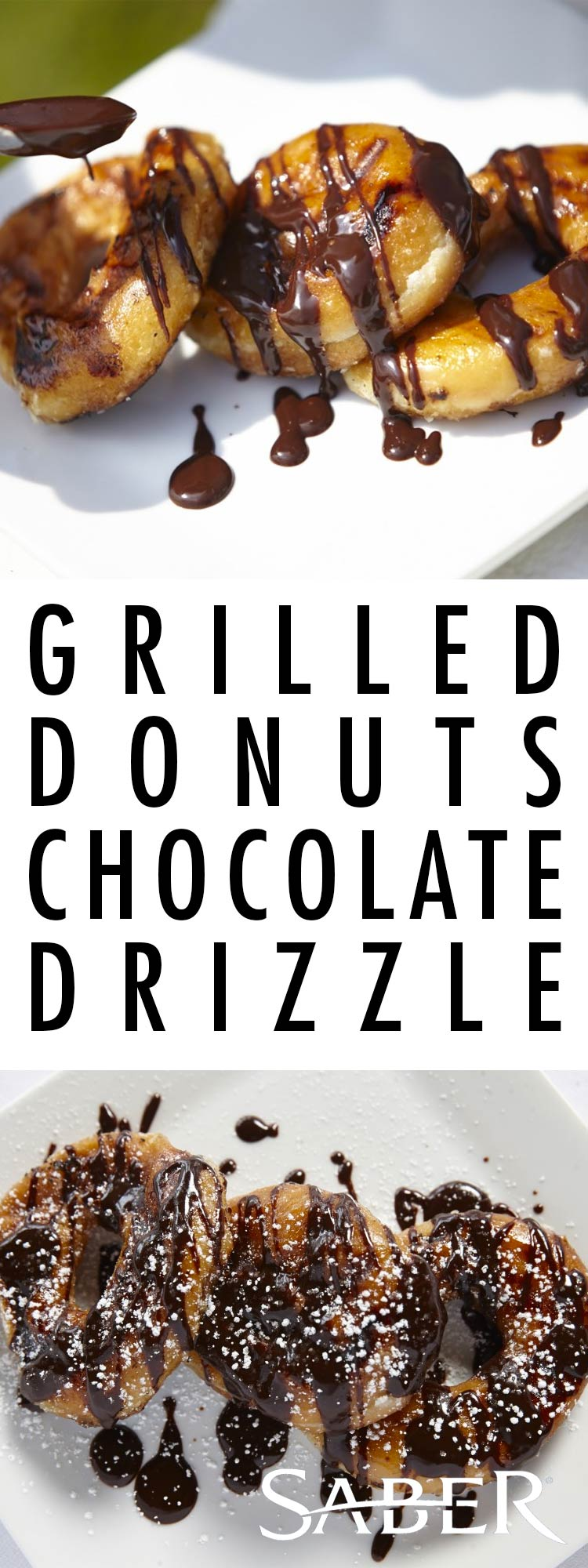grilled donuts